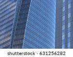 detail of buildings in paris. | Shutterstock . vector #631256282