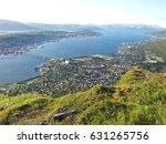 troms   view in summer | Shutterstock . vector #631265756