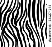 vector seamless black and white ... | Shutterstock .eps vector #631274198