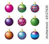 vector   illustration of... | Shutterstock .eps vector #63127630
