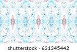 mosaic colorful artistic... | Shutterstock . vector #631345442