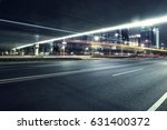 city night scenes at shenzhen... | Shutterstock . vector #631400372