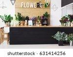 small business  flowers... | Shutterstock . vector #631414256