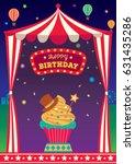 illustration vector of ... | Shutterstock .eps vector #631435286