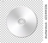 Isolated Cd Disk On...