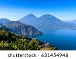 panorama view of the lake... | Shutterstock . vector #631454948