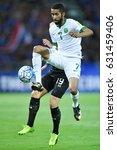 salman al faraj no.7 white  of...   Shutterstock . vector #631459406