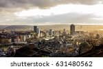 Liege Belgium City Skyline
