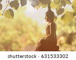 visakha puja day   buddha... | Shutterstock . vector #631533302