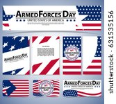 happy armed forces day vector... | Shutterstock .eps vector #631535156