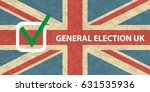 united kingdom  uk  general... | Shutterstock .eps vector #631535936