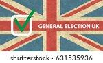united kingdom  uk  general... | Shutterstock .eps vector #631535936