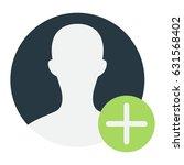 user profile flat icon  account ...
