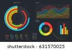 minimalistic infographic...