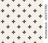 vector seamless lattice pattern.... | Shutterstock .eps vector #631571582