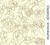vector seamless texture | Shutterstock .eps vector #63160462