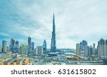 dubai  united arab emirates... | Shutterstock . vector #631615802