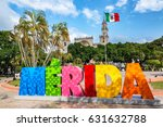 merida  mexico   february 21 ... | Shutterstock . vector #631632788