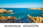 costa paradiso in spring ... | Shutterstock . vector #631635296