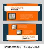 flyer template. banner or web... | Shutterstock .eps vector #631692266