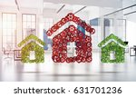 conceptual background image... | Shutterstock . vector #631701236