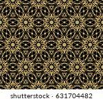 modern geometric background.... | Shutterstock .eps vector #631704482