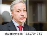 senior businessman | Shutterstock . vector #631704752