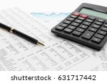 financial accounting stock... | Shutterstock . vector #631717442