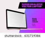 super realistic vector notebook ...