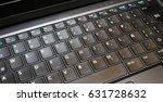 keyboard   laptop | Shutterstock . vector #631728632