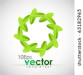 eco concepts. vector...   Shutterstock .eps vector #63182965