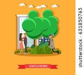 vector illustration of... | Shutterstock .eps vector #631850765