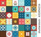 ceramic tiles vector...   Shutterstock .eps vector #631856216