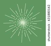 firework logo vector template | Shutterstock .eps vector #631880162