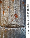 antique columns  antique marble ... | Shutterstock . vector #631918532