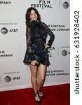 Small photo of NEW YORK-APR 22: Courtney Henggeler attends the 'Literally, Right Before Aaron' screening at SVA Theatre during the 2017 TriBeCa Film Festival on April 22, 2017 in New York City.