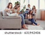 social networks  friendship ... | Shutterstock . vector #631942406