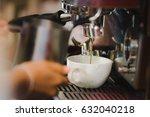 coffee cafe | Shutterstock . vector #632040218