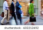 abstract image of business... | Shutterstock . vector #632212652