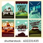 Travel Mountain Landscape...