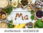products containing magnesium.... | Shutterstock . vector #632260118