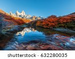 Fitz Roy Mountain Near El...