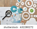 seo concept design. concept for ...