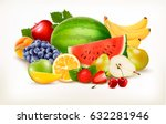 big collection of different... | Shutterstock .eps vector #632281946