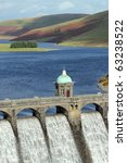 Craig Goch Reservoir Dam Close...