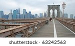 new york   circa july 2009  the ... | Shutterstock . vector #63242563