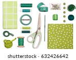 Sewing Kit Accessories And...