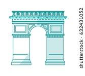 blue silhouette shading...   Shutterstock .eps vector #632431052