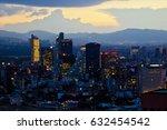 mexico city mexico september 14 ...   Shutterstock . vector #632454542
