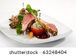 Roasted Lamb Chops With...